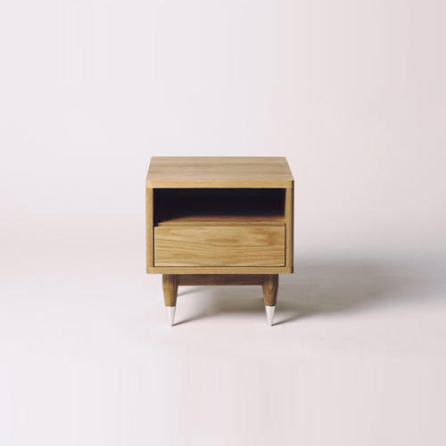 [Mini] Sidetable / Oak