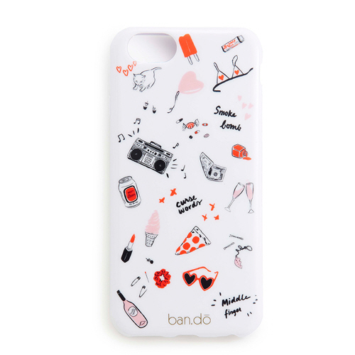 IPHONE 6/6S CASE - GIRLS JUST WANNA HAVE FUN