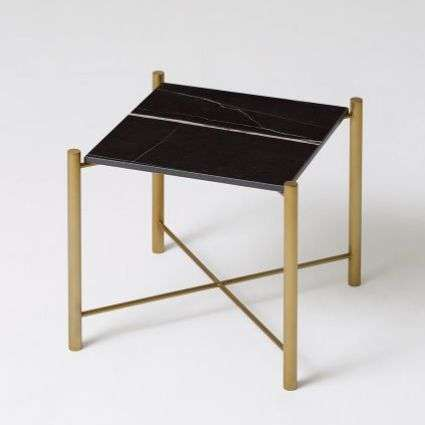 BLACK GOLD SIDE TABLE 사이드테이블